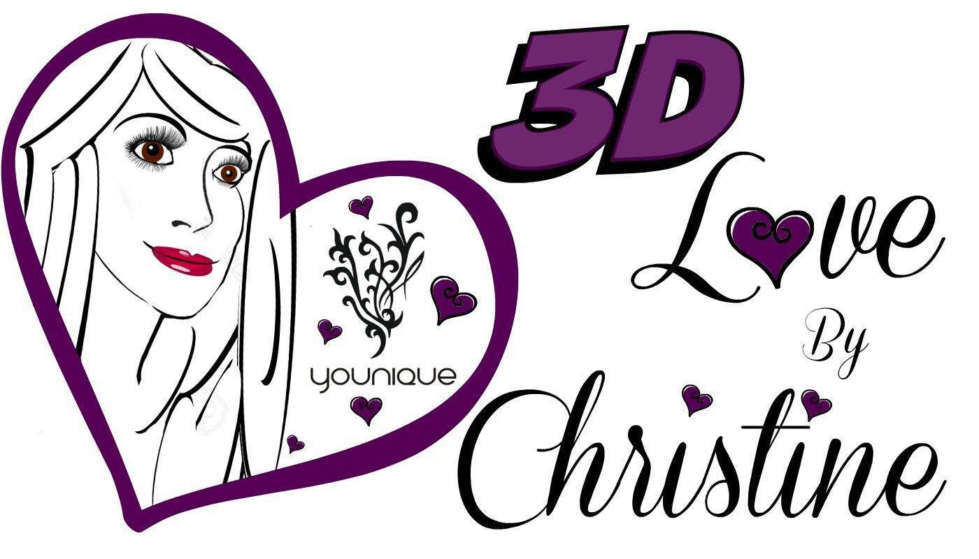 3D Love By Christine