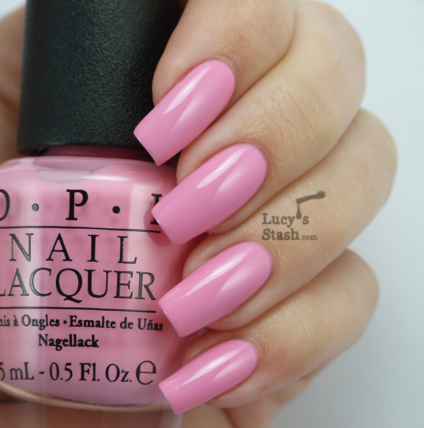 Lucy's Stash - OPI Chic From Ears To Tail  from Couture de Minnie Collection