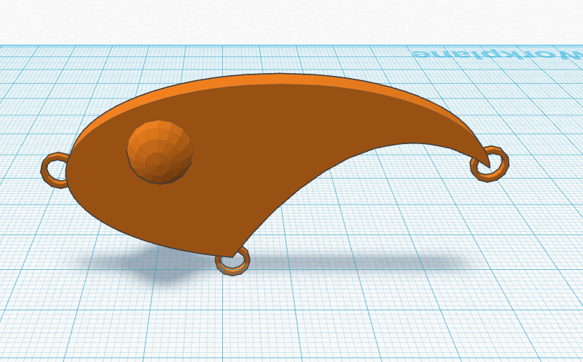 3d printing a fishing lure part iii greg cholkan 39 s for 3d printed fishing lures