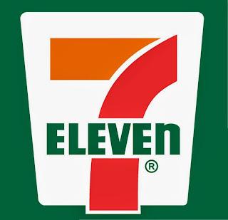 セブンイレブンのロゴ