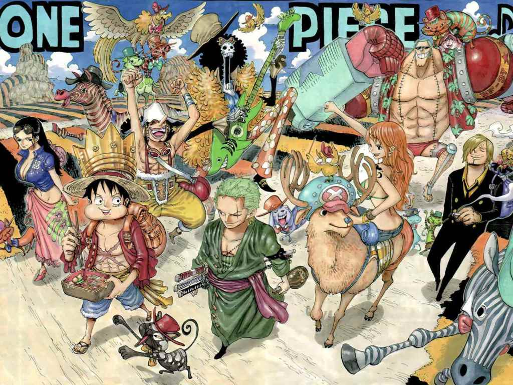 One Piece HD & Widescreen Wallpaper 0.808189532406827