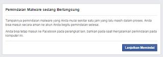 Pemindaian FB