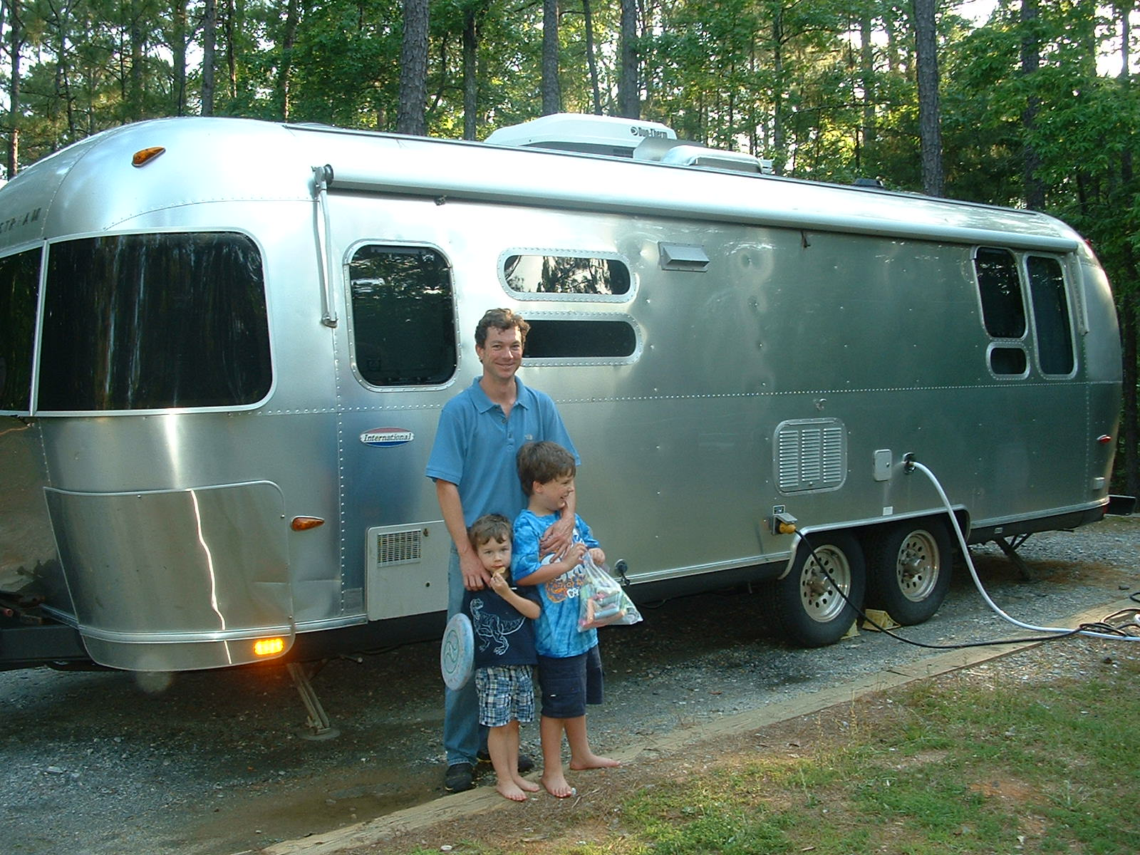 Vintage Trailer Awning The Airstream Club Tac At