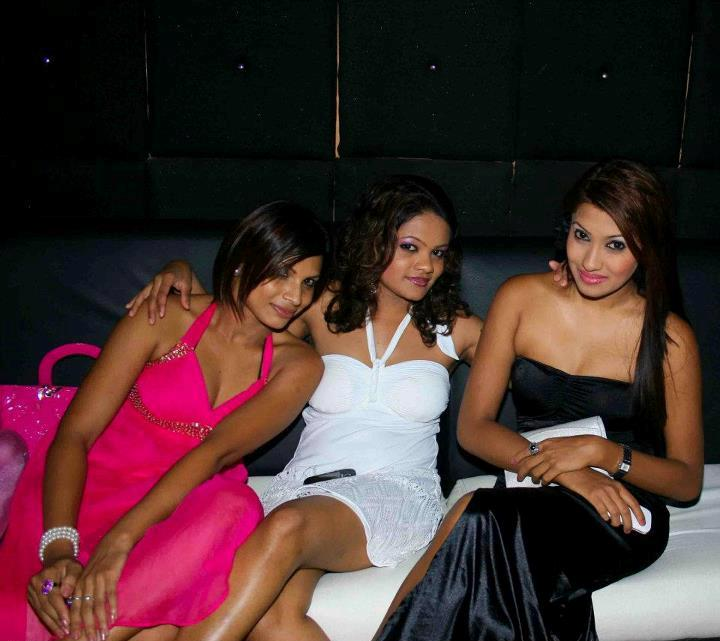 Download this Hot Girls Night Club picture