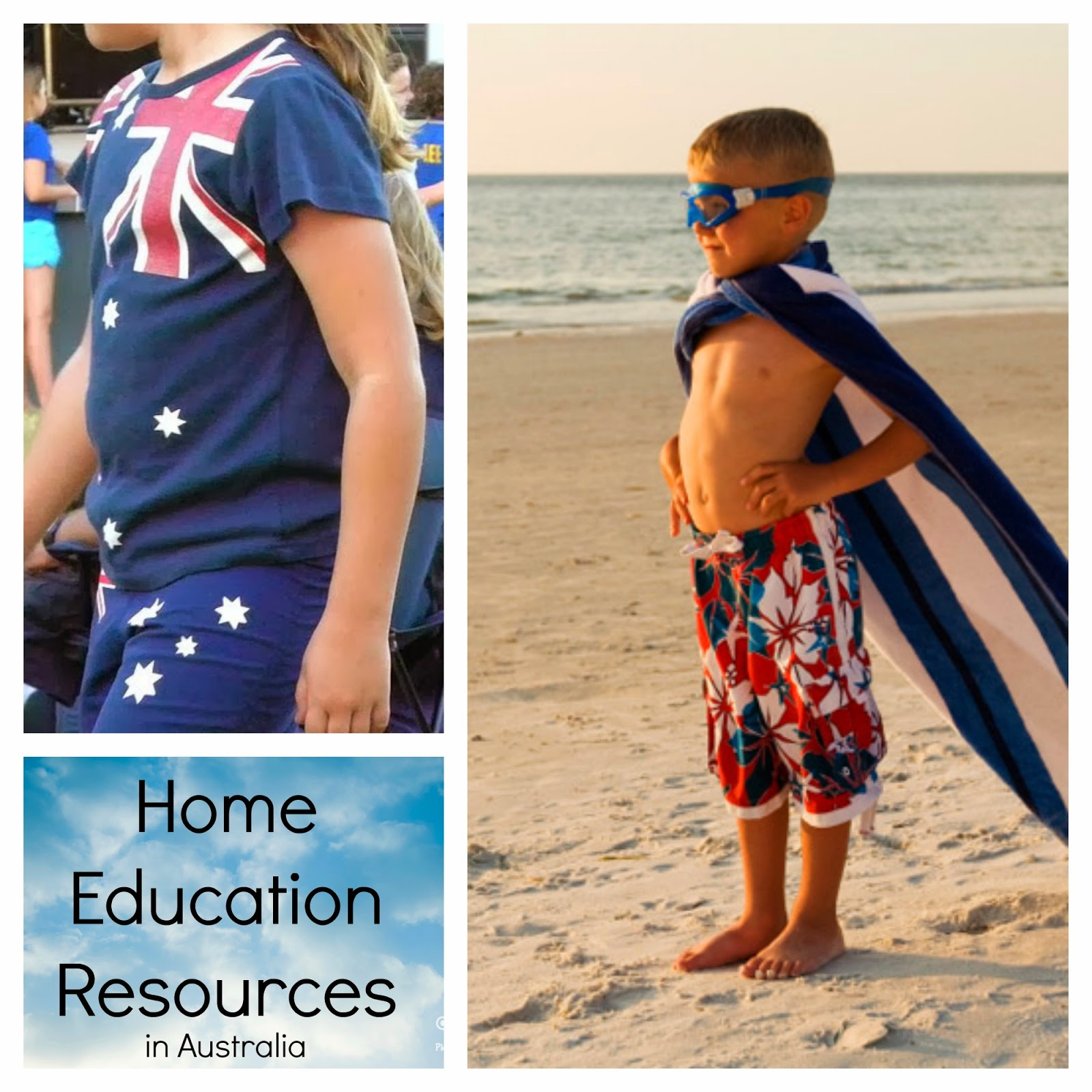 Home schooling Resources in Australia
