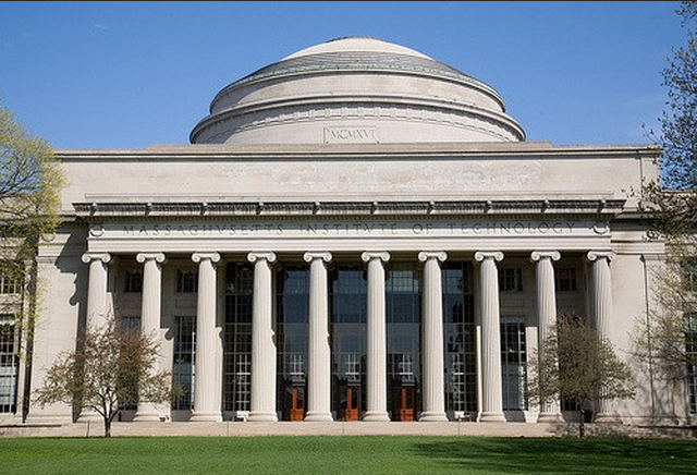 Massachusetts Institute of Technology, Estados Unidos