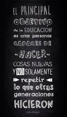 Educar es: