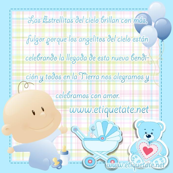 Imagenes con Frases para Bebes recien Nacidos 2012 - Taringa!