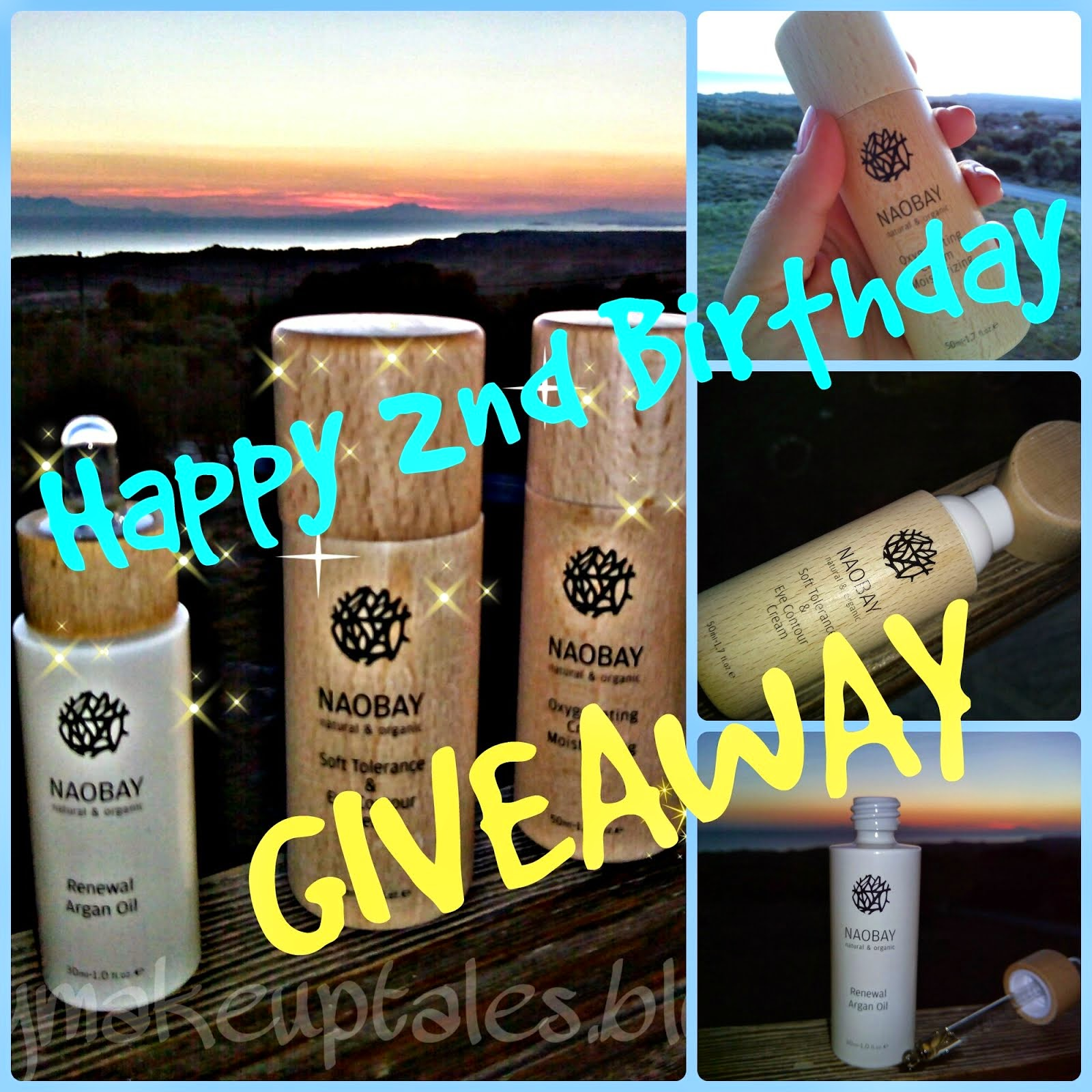Happy 2nd Birthday Giveaway!