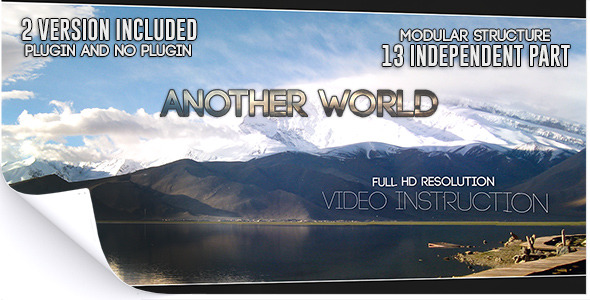 VideoHive Another World