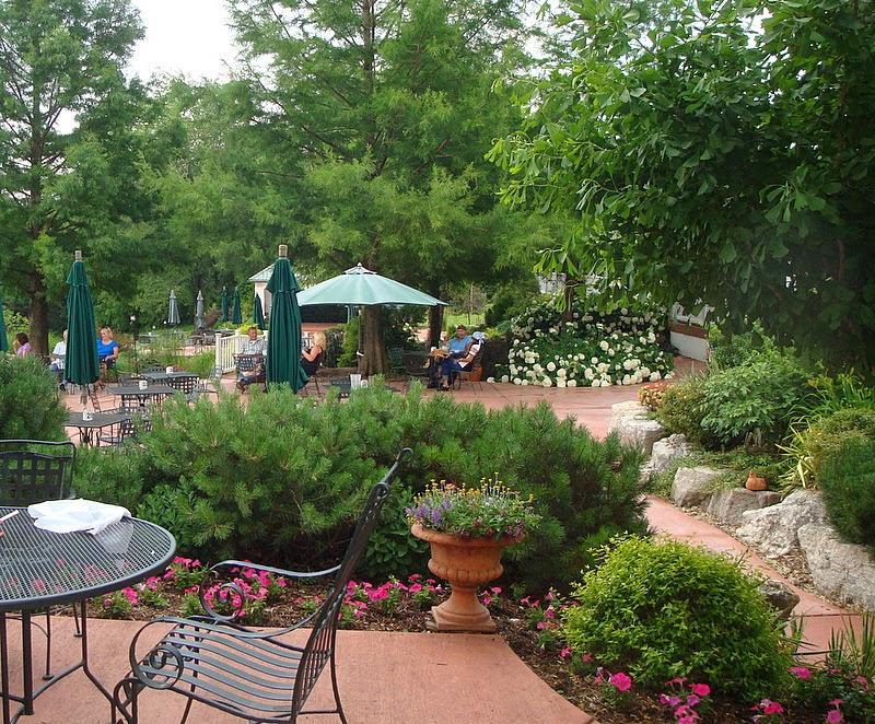 Studio Stuff Wine Country Garden On A Pretty Day