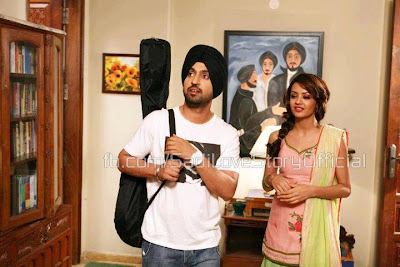 Diljit Dosanjh New Photo From Sadi Love Story