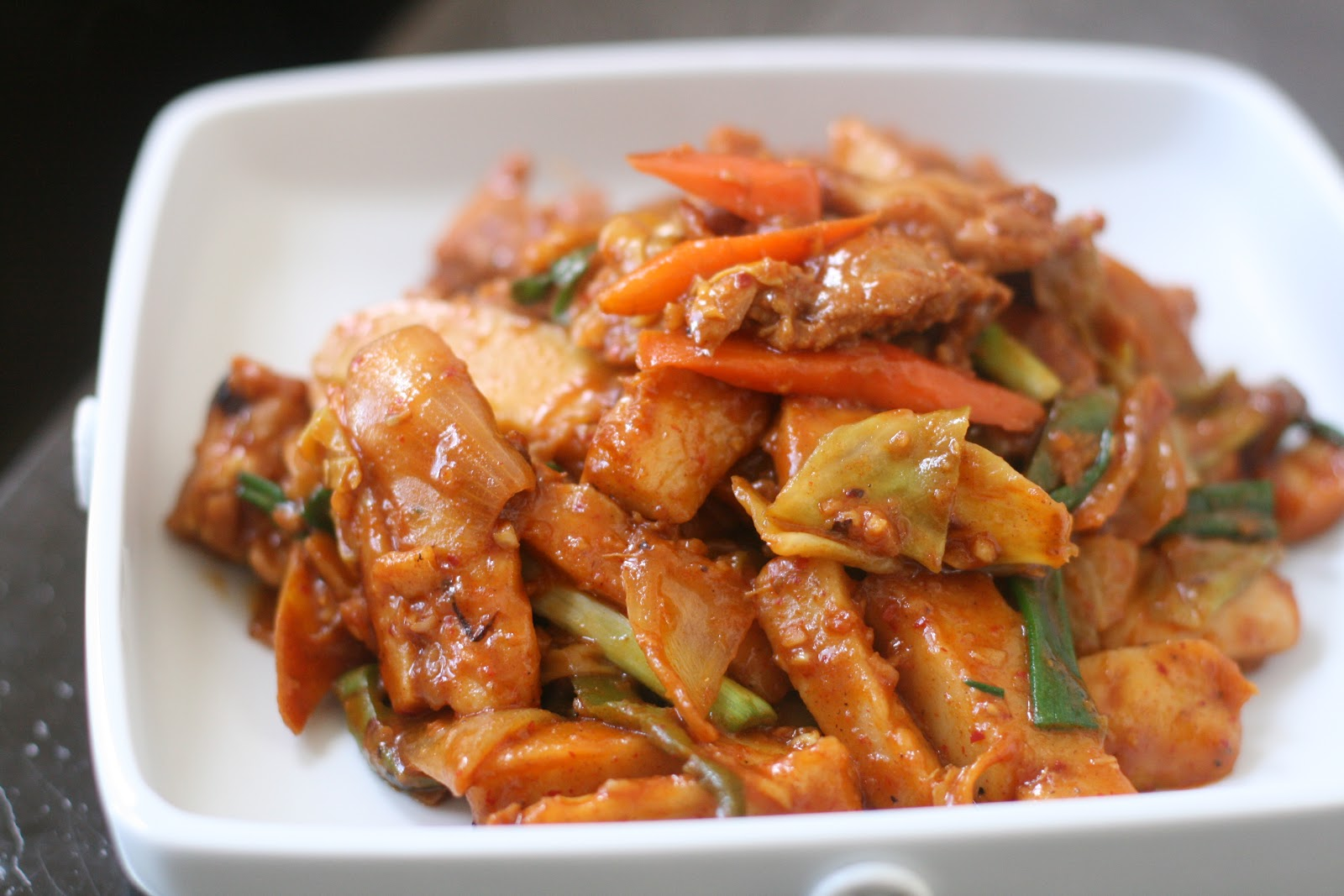 Korean spicy chicken stir fry or beethoven and art korean spicy chicken stir fry or beethoven and art forumfinder Image collections