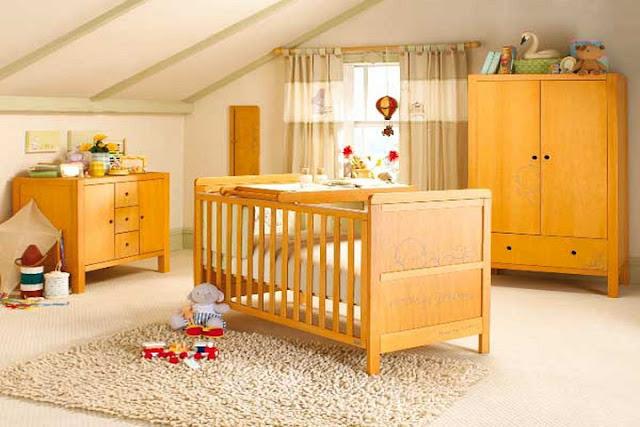 Chambre bébé idée déco