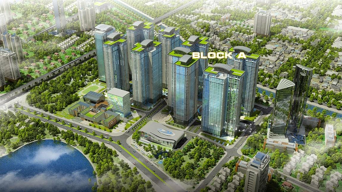 Bán chung cư Goldmark city 136 Hồ Tùng Mậu giá rẻ, tiện nghi