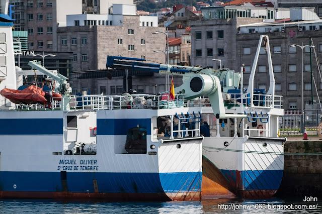 miguel oliver. oceanografico, fotos de barcos, imagenes de barcos