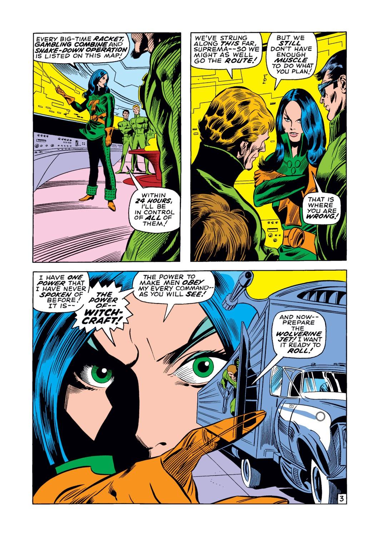 Captain America (1968) Issue #123 #37 - English 4