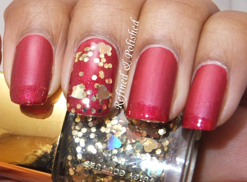 Valentine\'s Look ~ Zoya Posh - Refined and Polished