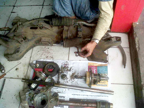 Spesialis Power Steering Ciputat