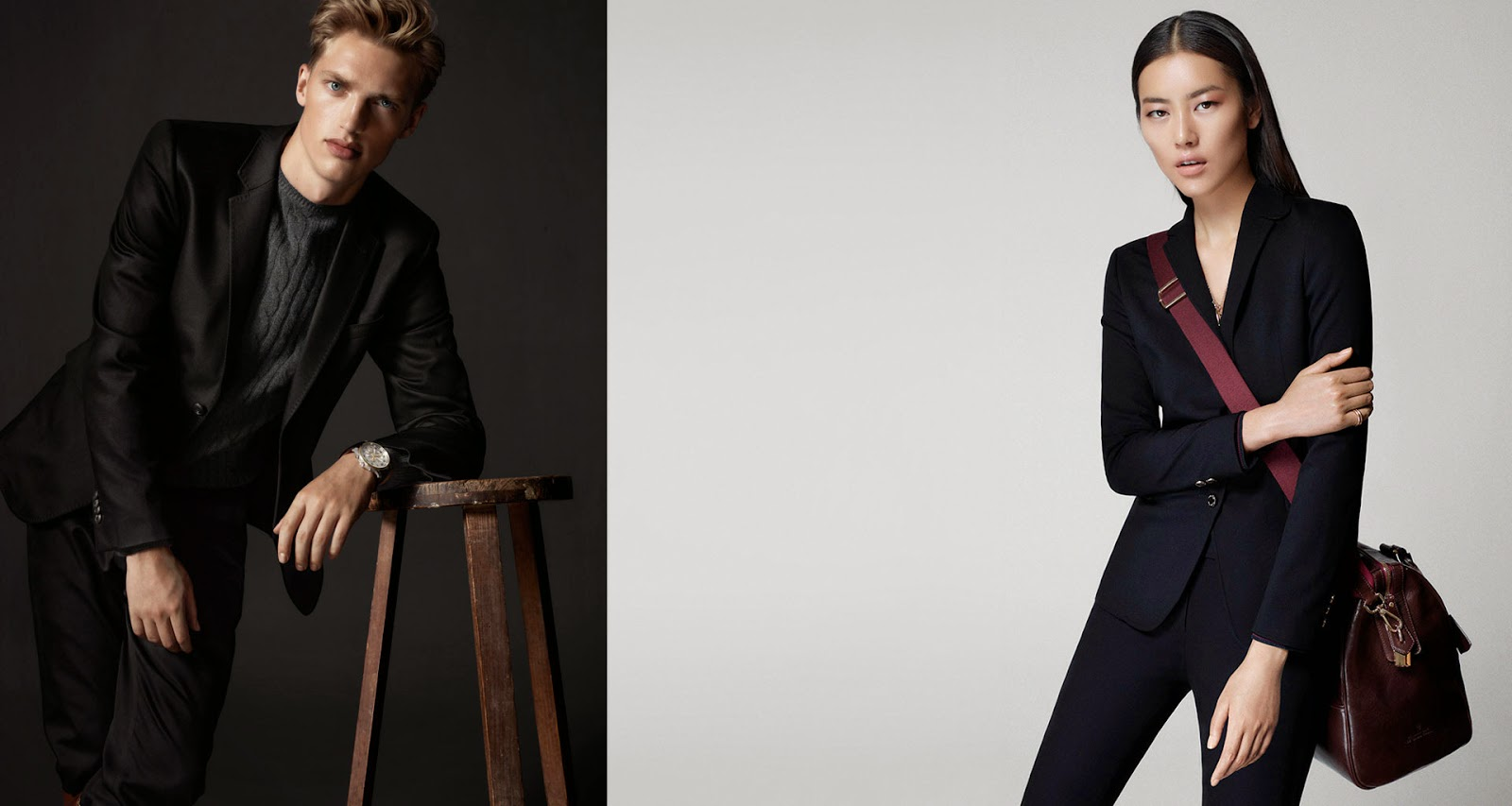 Watch Massimo Dutti AW14 Equestrian Collection video