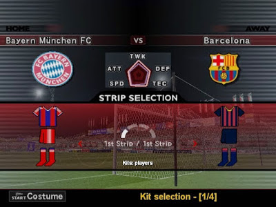 Option File PES6 Terbaru