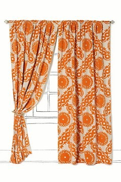 Love The Curtains, What A Fun Print! From Anthropologie.com