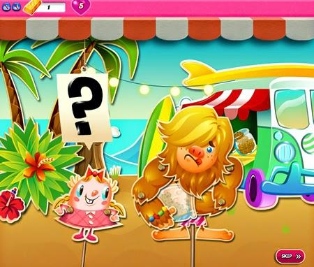 Candy Crush Saga 891-905
