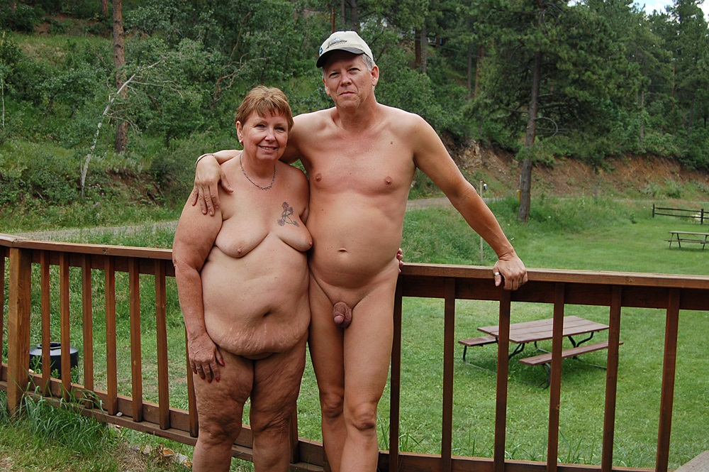 Well Naked couples with erection