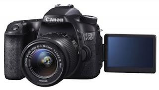 Daftar Harga Kamera Canon EOS 70D