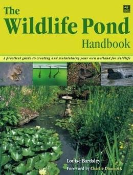 The Wildlife Pond Handbook - Cover image