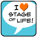 Click on the heart to join me on Stage of Life!