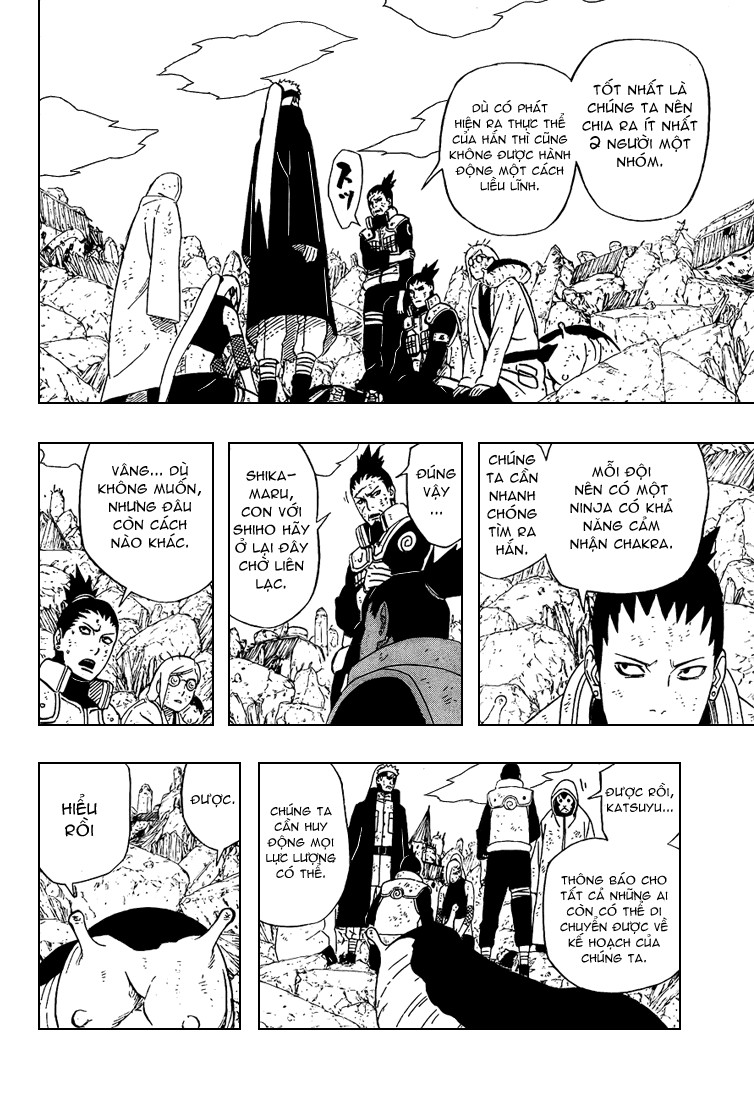 Naruto chap 437 Trang 5 - Mangak.info