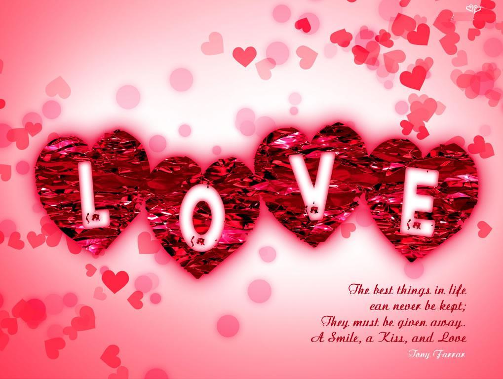 my love i love u wallpaper