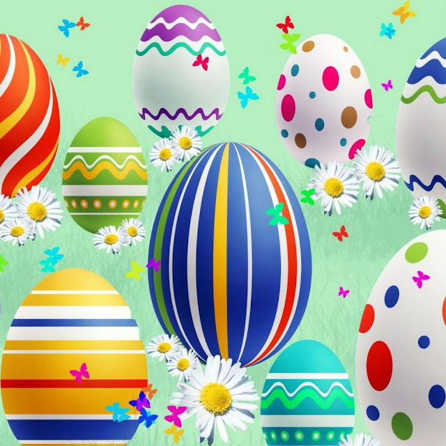Easter iPad wallpaper 22