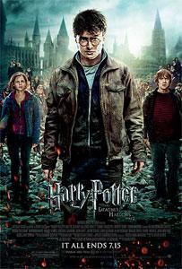 Poster de Harry Potter y las reliquias de la muerte 2