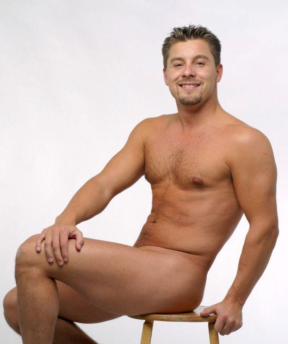 Naked News Male Anchor Lucas Tyler