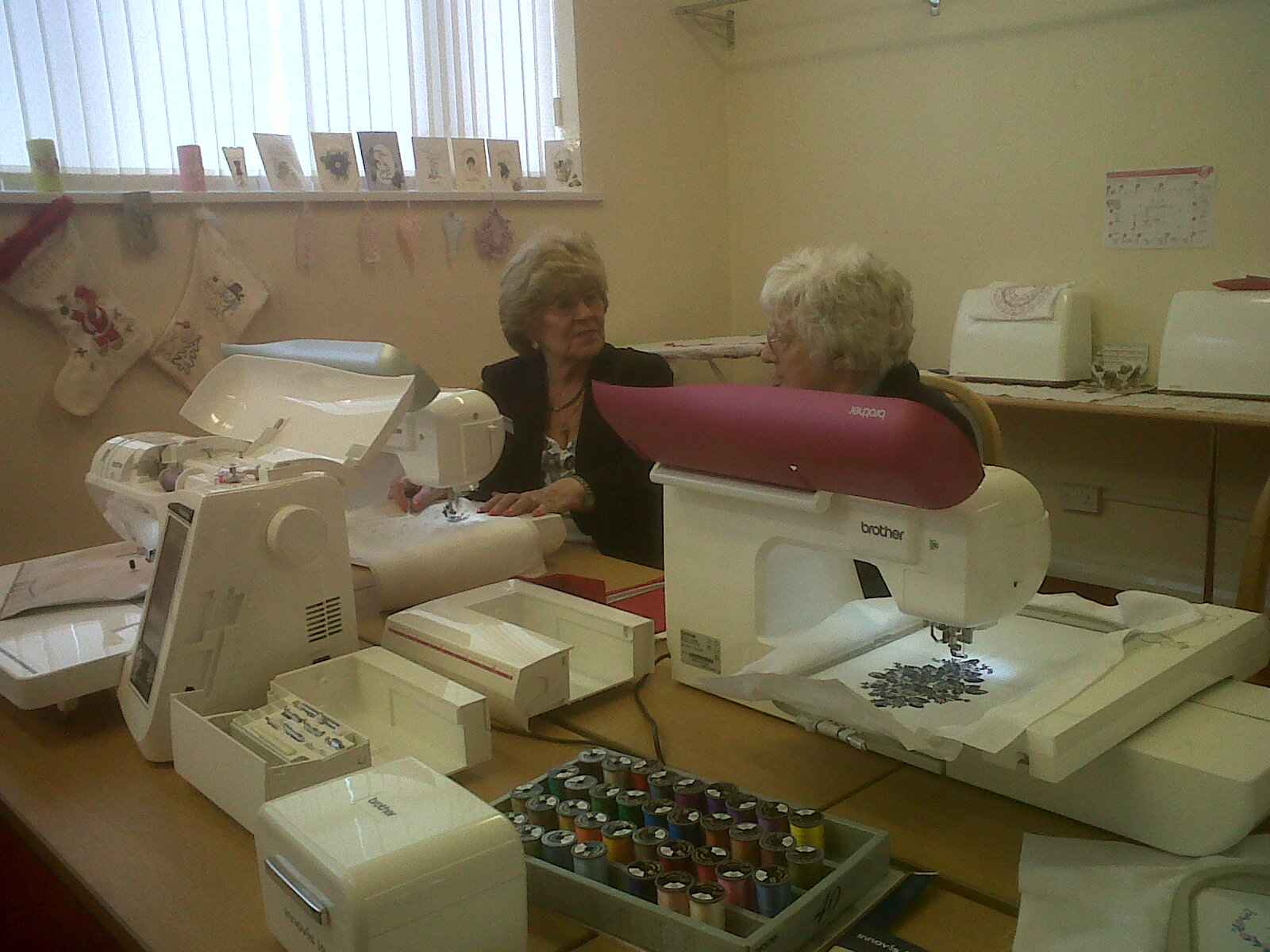 Grimsby Sewing & Knitting Launch our new Laura Ashley Range