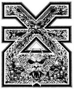 Khorne symbol
