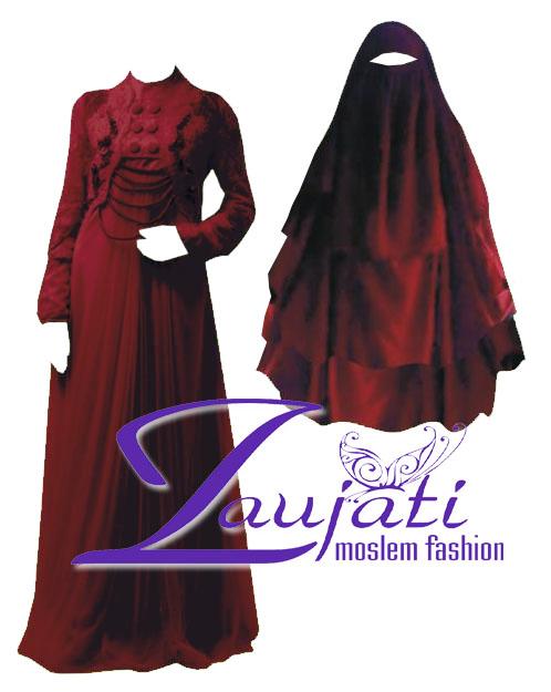 Butik Cadar Zaujati Moslem Fashion
