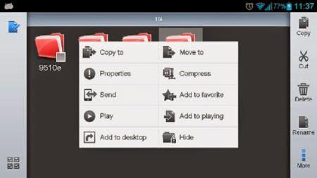 Aplikasi ES File Explorer, Cara Mudah Mengatasi Android yang Berjalan Lambat