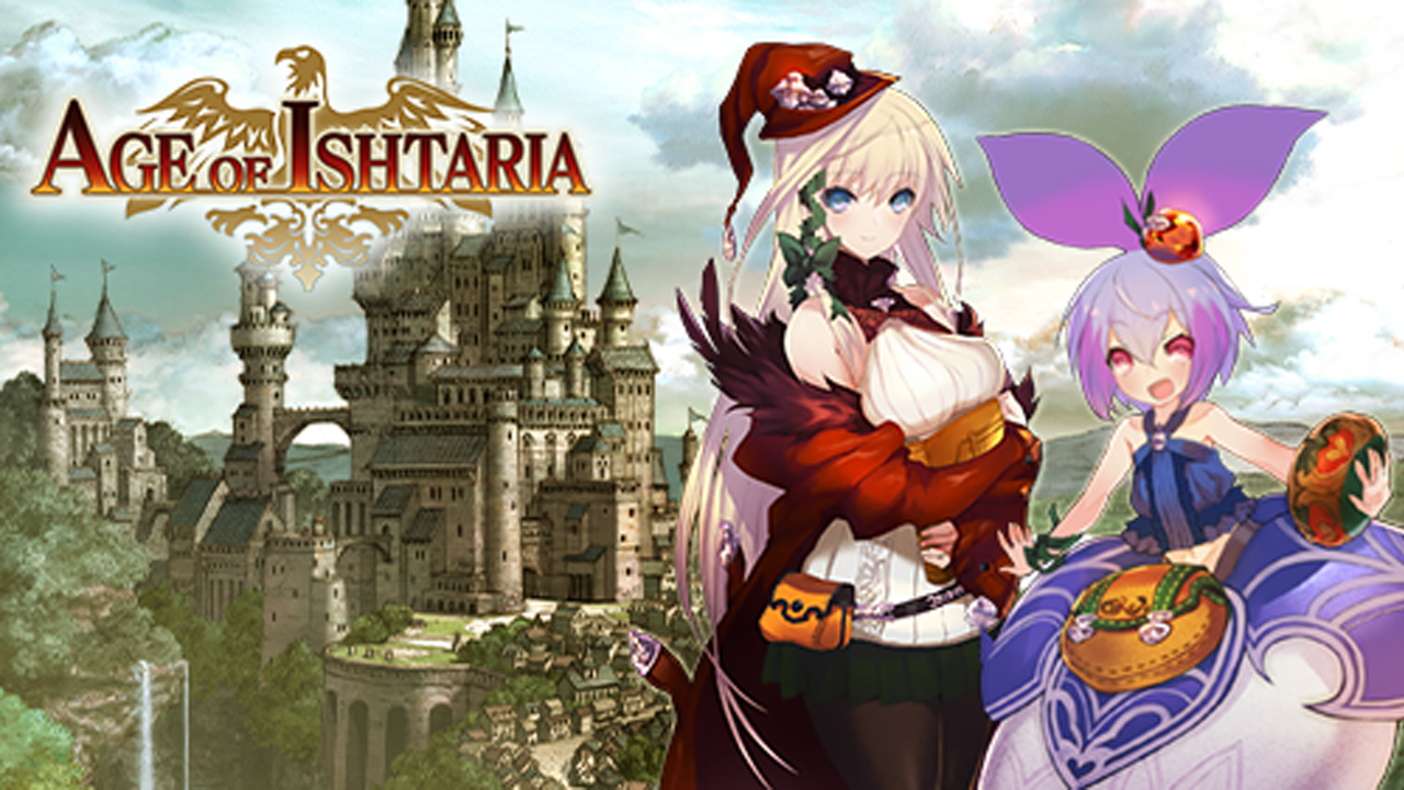 Age of Ishtaria Gameplay IOS / Android
