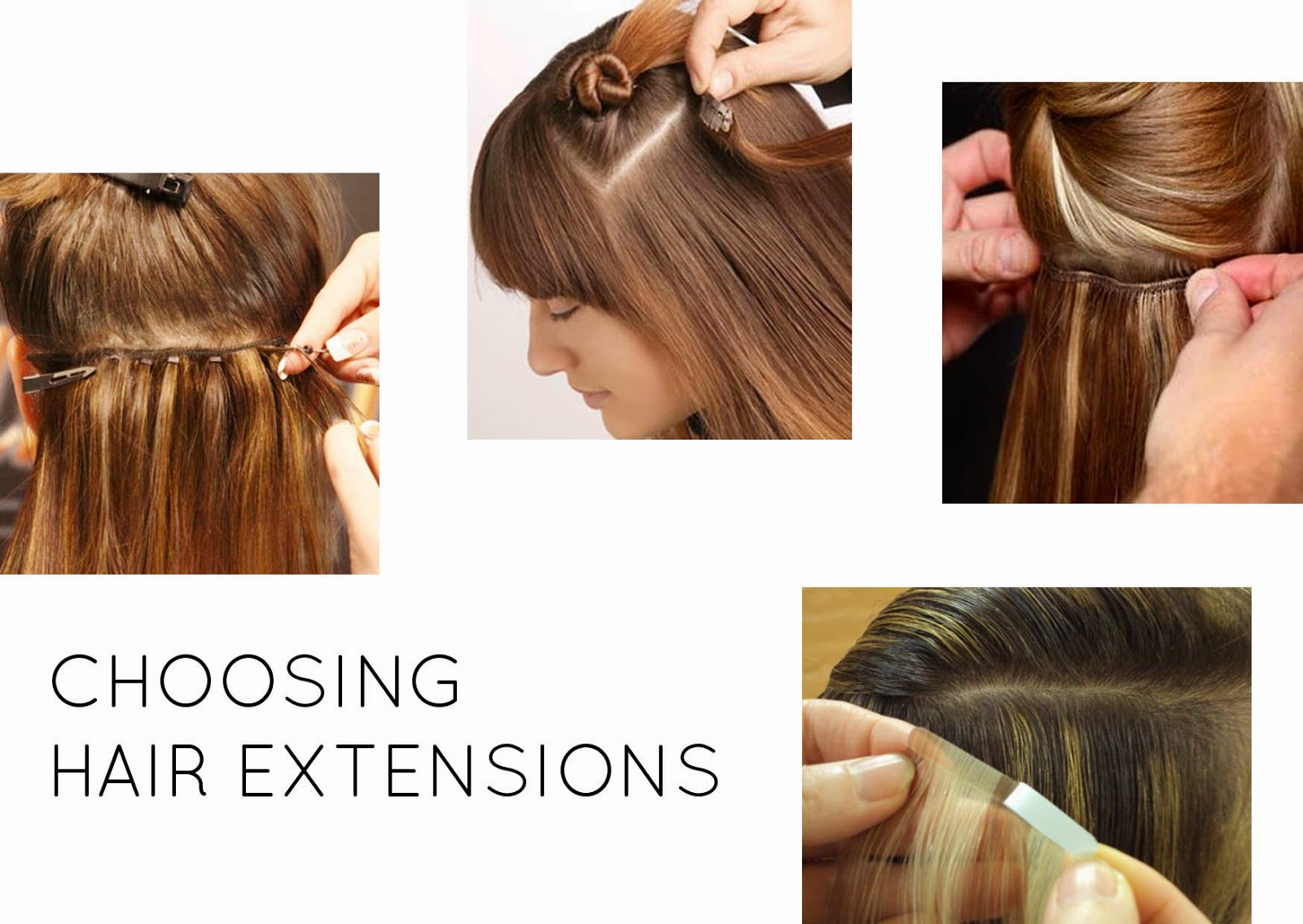 Choosing Hair Extension Style Frontier Singapore Fashion Travel