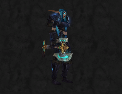 Axe of the Sen'jin Protector