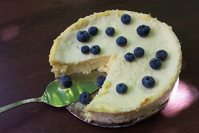 Zomers recept: Cheesecake!