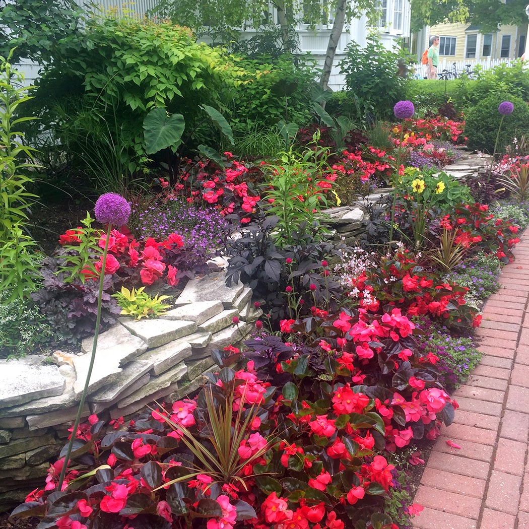 Mackinac Island gardens: The Impatient Gardener