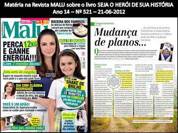 Revista Malu e Eliana Barbosa