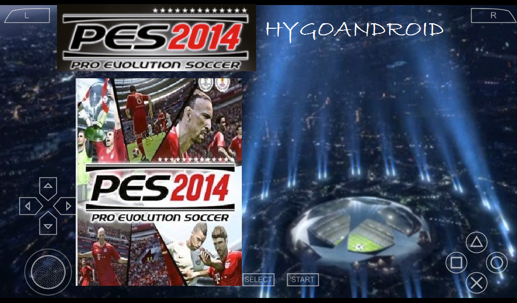 Pro Evolution Soccer 2014 On Android apk download