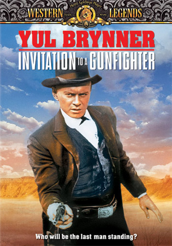 Invitation to a Gunfighter Cover