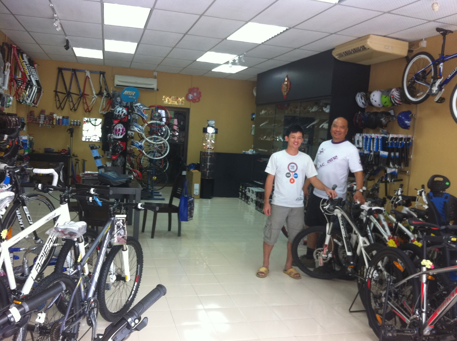 Myfamily Cycles Jmb Biggest Bike Shop In Langkawi