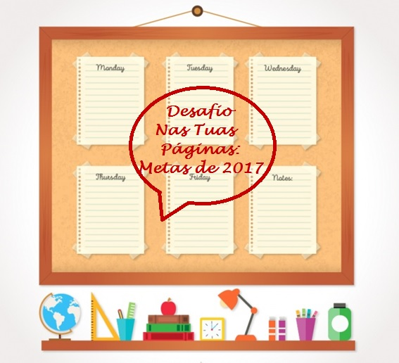 Desafio Literário de 2017